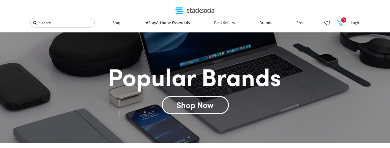StackSocial