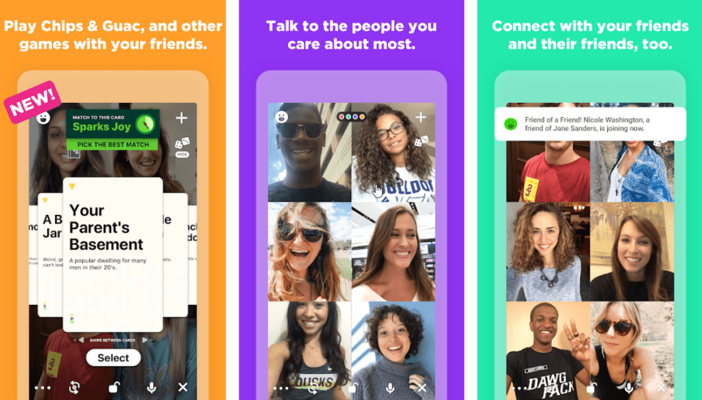 Houseparty App for Android & iOS