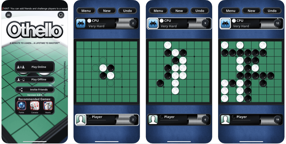Othello App for Android & iOS