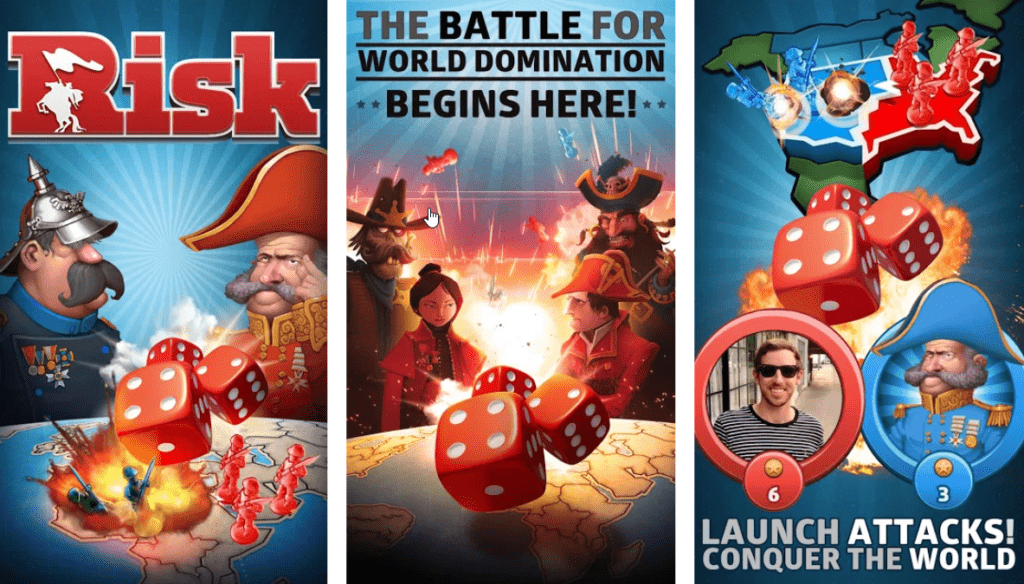 Risk game for Android & iOS
