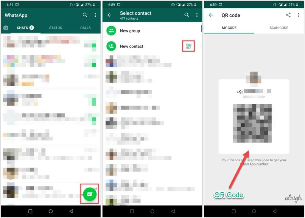 Create WhatsApp QR Code