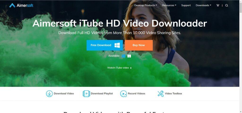 iTube Video Downloader