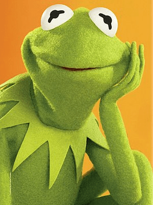 Kermit the frog profile picture