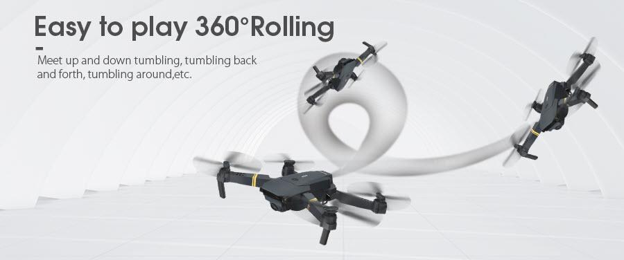 Eachine E58 360 Degrees Flip