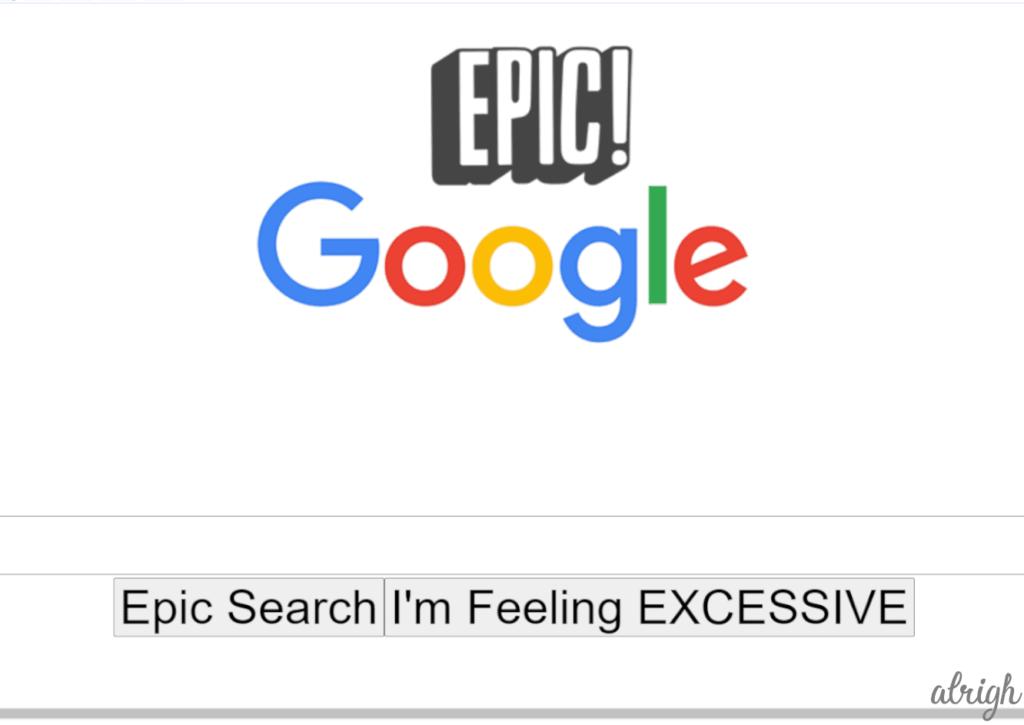 Epic Google Tricks