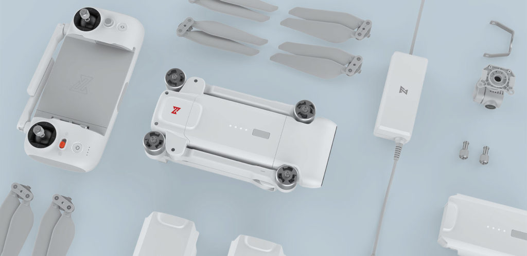 FIMI X8 SE Design