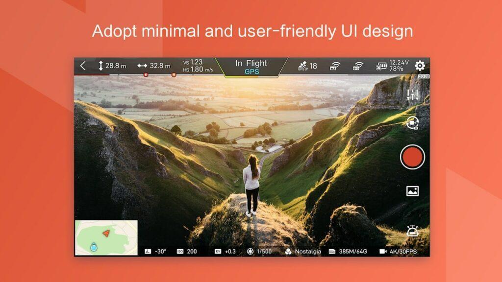 FIMI X8 SE Mobile App 4