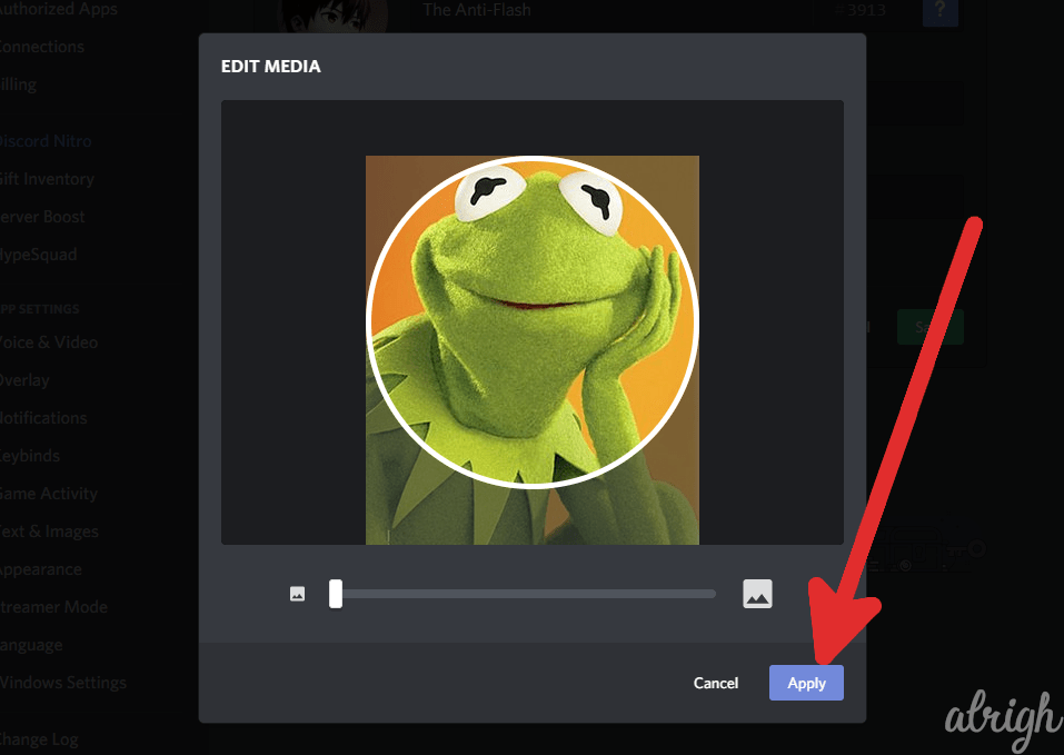 How to Change Discord Profile Picture on PC 4