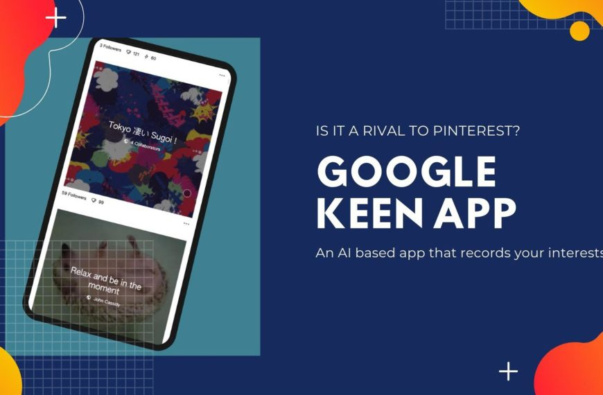 Google Takes The Wraps Off Keen, An AI-Powered Pinterest Rival