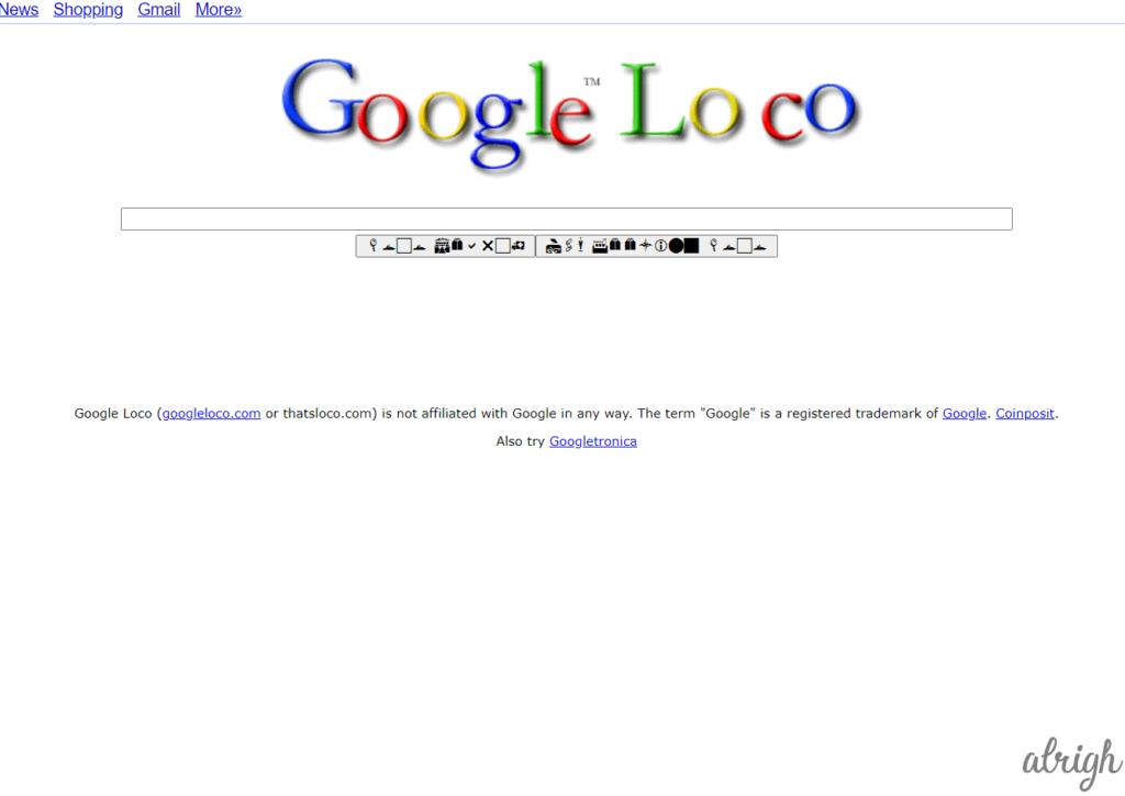 Loco Google