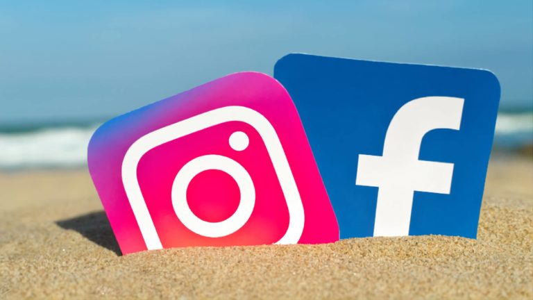 Log in to Instagram with Facebook