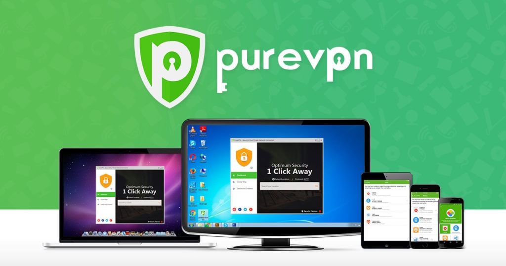 PureVPN Apps & Devices