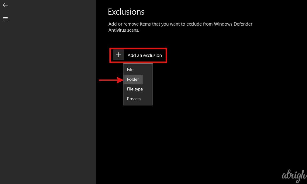 add discord to anti virus exclusion 4