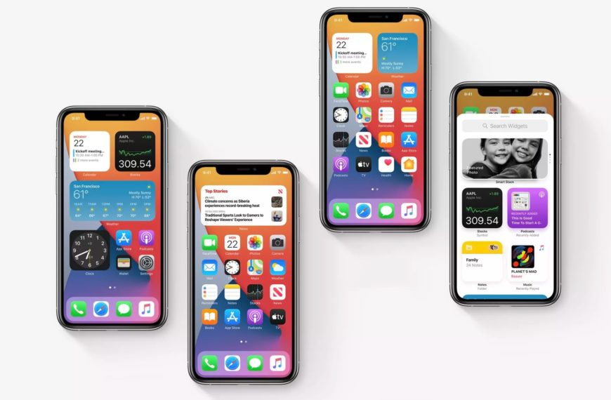 The Battle of the Copycats: Features iOS 14 Copied from Android