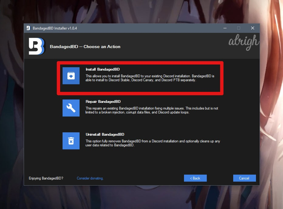 How to Install Better Discord 3
