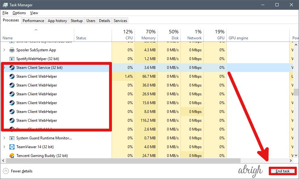 Run Steam as an Administrator 1