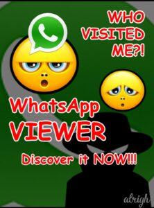 WhatsApp Who Viewed Me
