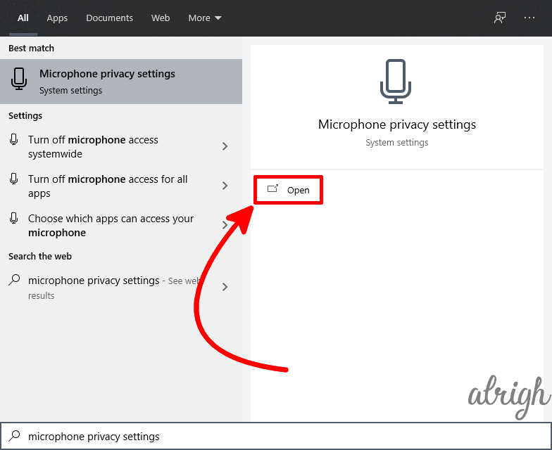 Allow Discord to Use Your Microphone 1