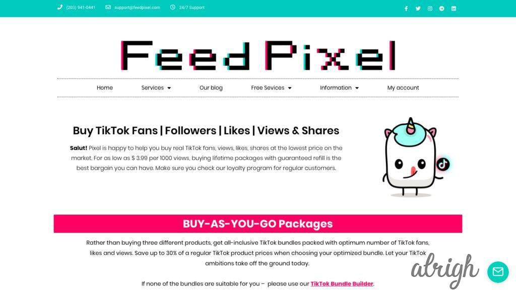 FeedPixel