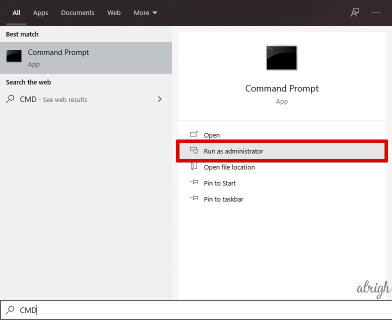 Release & Renew IP Address To Fix Twitch Black Screen 1