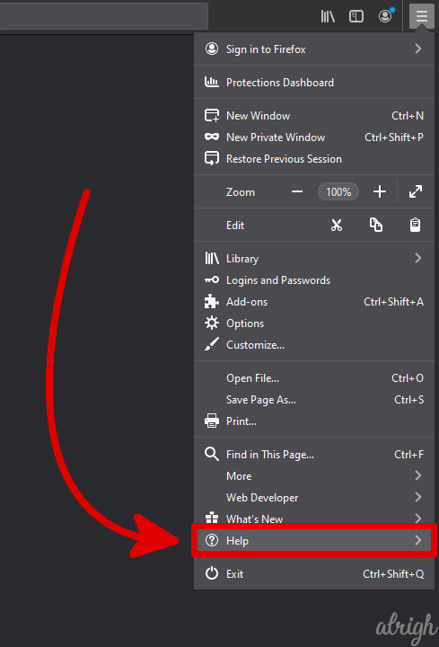 Reset Chrome & Firefox Settings to Default To Fix Twitch Black Screen 5