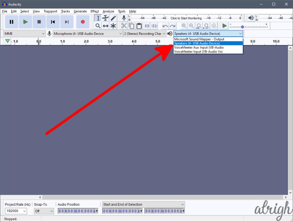 Use Audacity To Record Audio On Discord 2