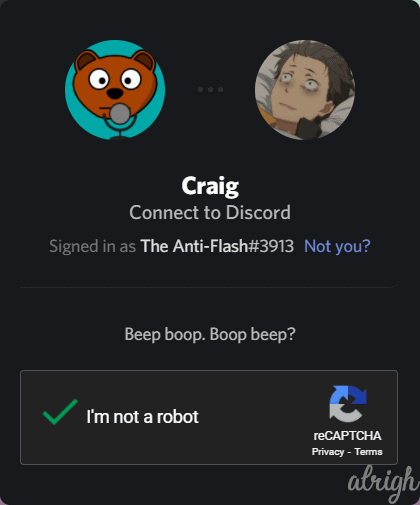 Use Craig Bot To Record Audio On Discord 3