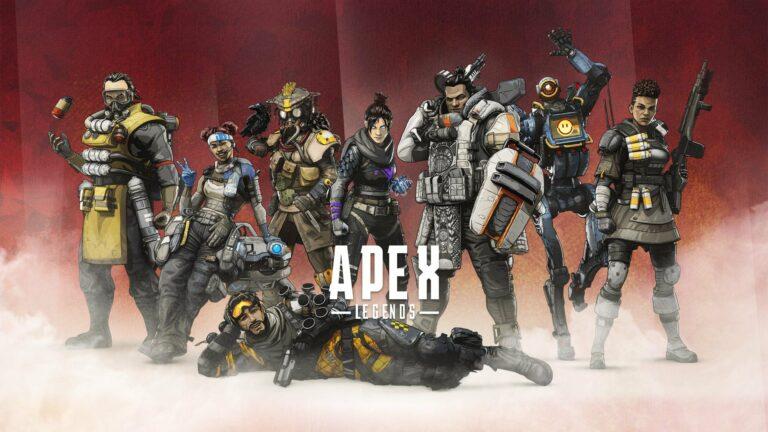 Wallpaper of apex legends for thumbnail