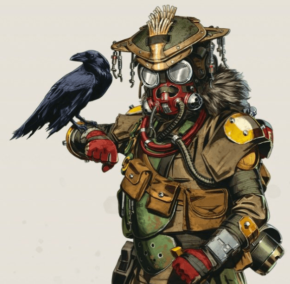 Bloodhound Best Apex Legends Character