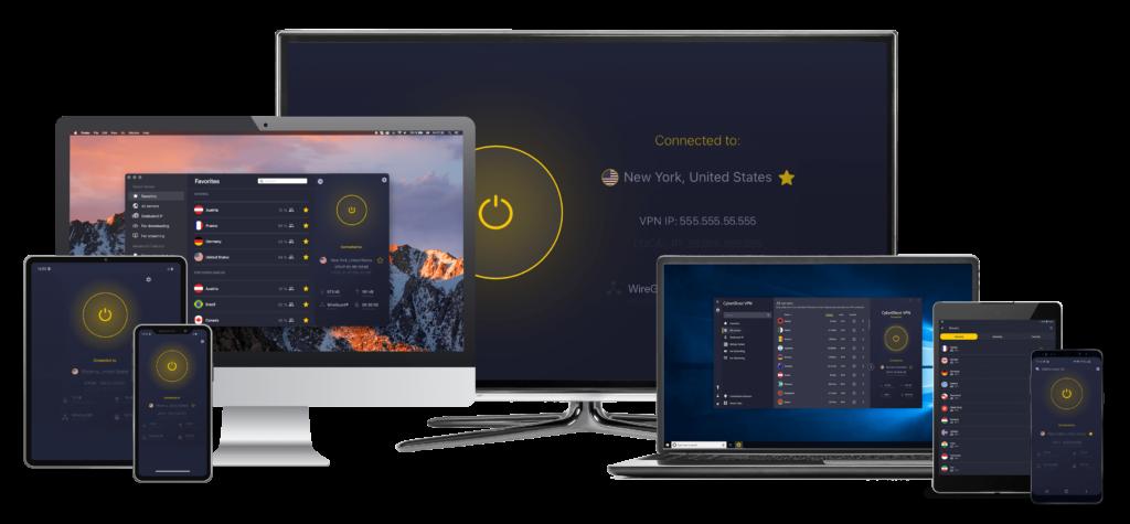 7 simultaneous VPN connections
