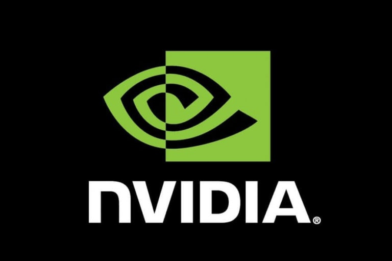 Logo for Nvidia