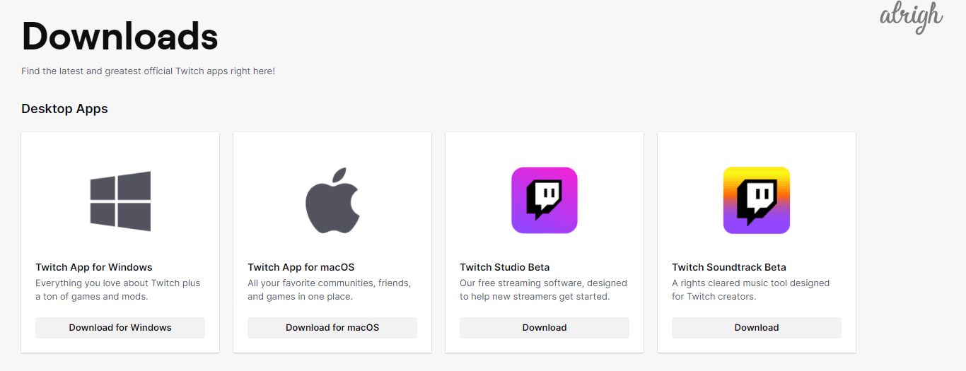 Download the Twitch Desktop client version to a more stable connection