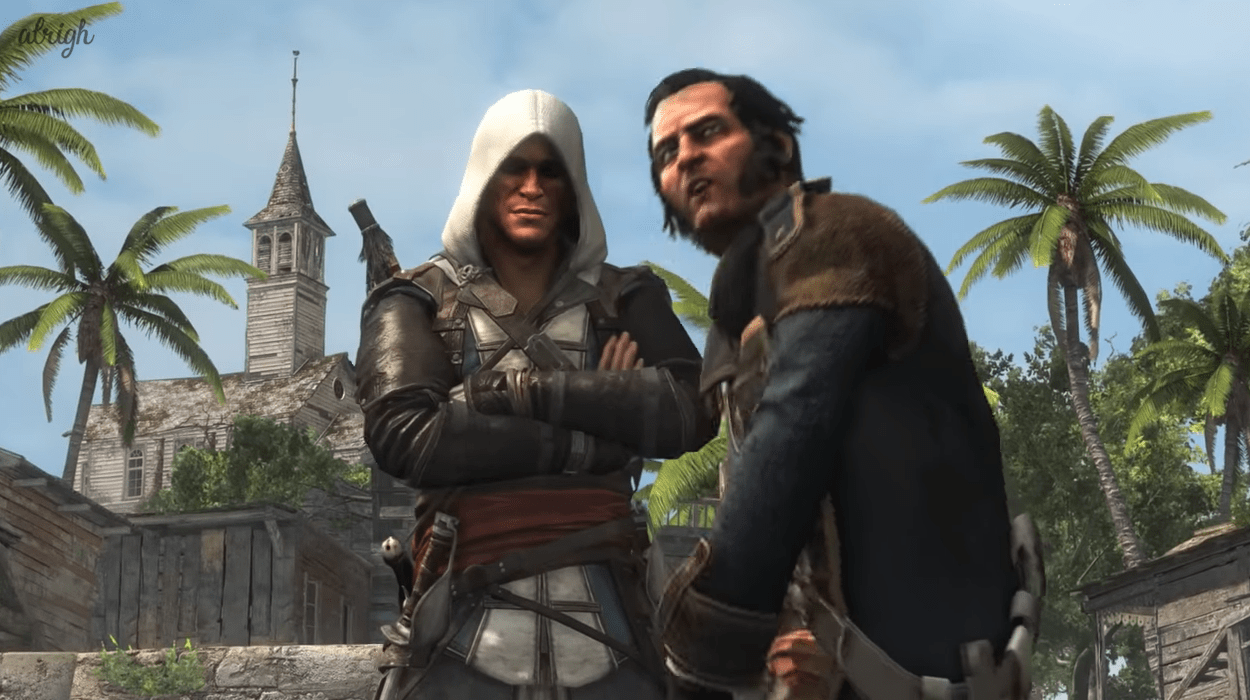 Games like Skyrim - Assassin's Creed: Black Flag