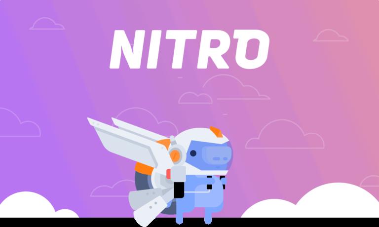 Discord Nitro Thumbnail