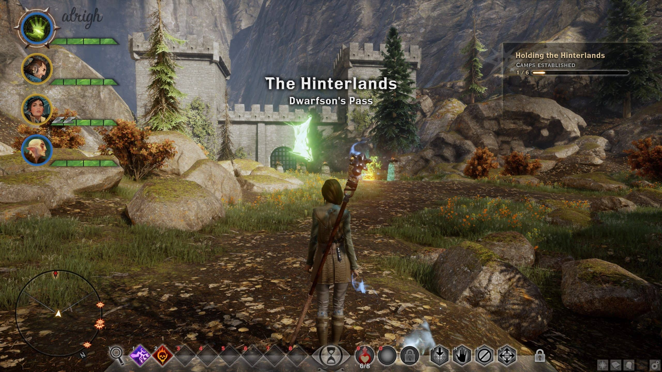 Games like Skyrim - Dragon Age: Inquisition