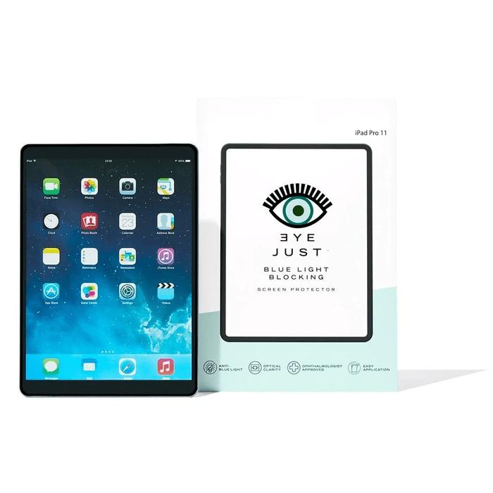 EyeJust on iPad
