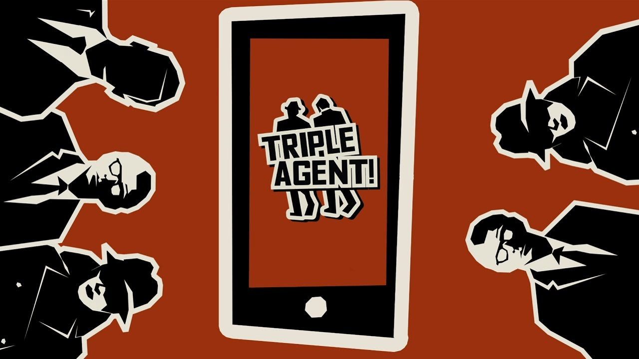 Triple-Agent-Game