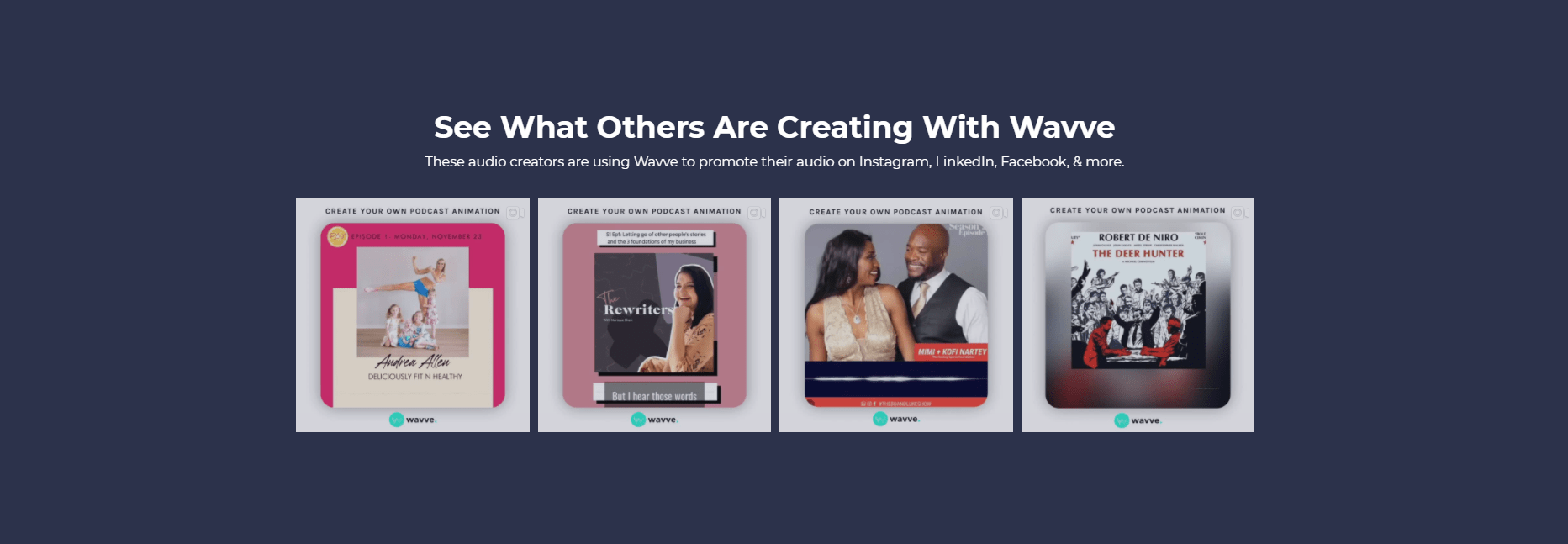 Wavve - apps like clubhouse
