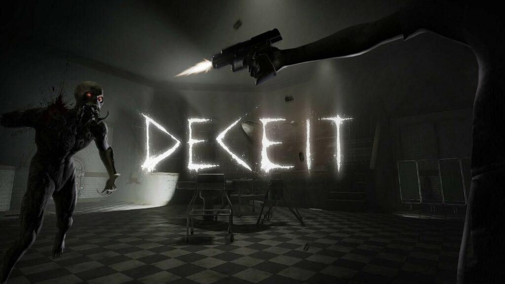 deceit poster